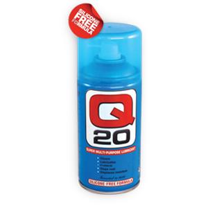 Q20 Sprey